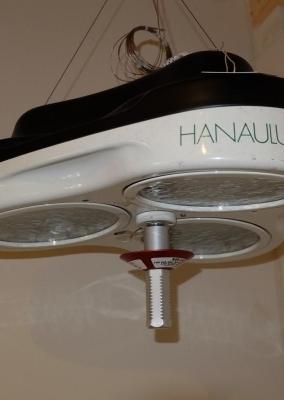 Operatiekamer lamp
