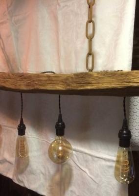 5 lichts gebintlamp hanglamp