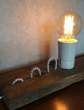 Rups lamp